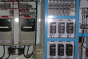Drive Panel Main